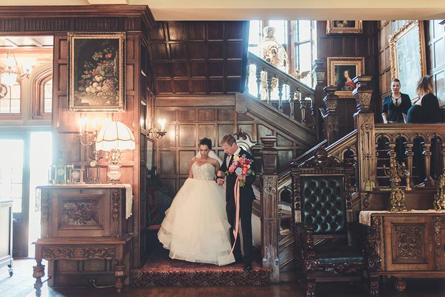 Mariage au Chateau Thornewood, Seattle 14