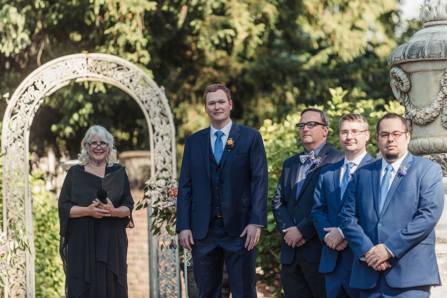 Mariage au Chateau Thornewood, Seattle 20