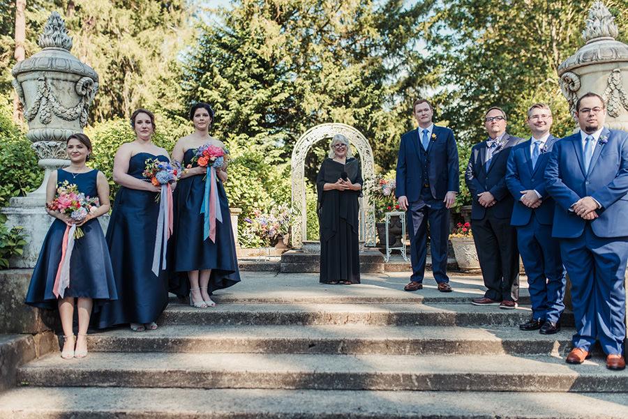 Mariage au Chateau Thornewood, Seattle 22