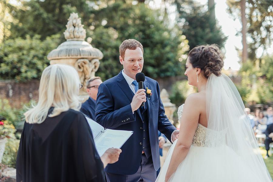 wedding at thornewood castle