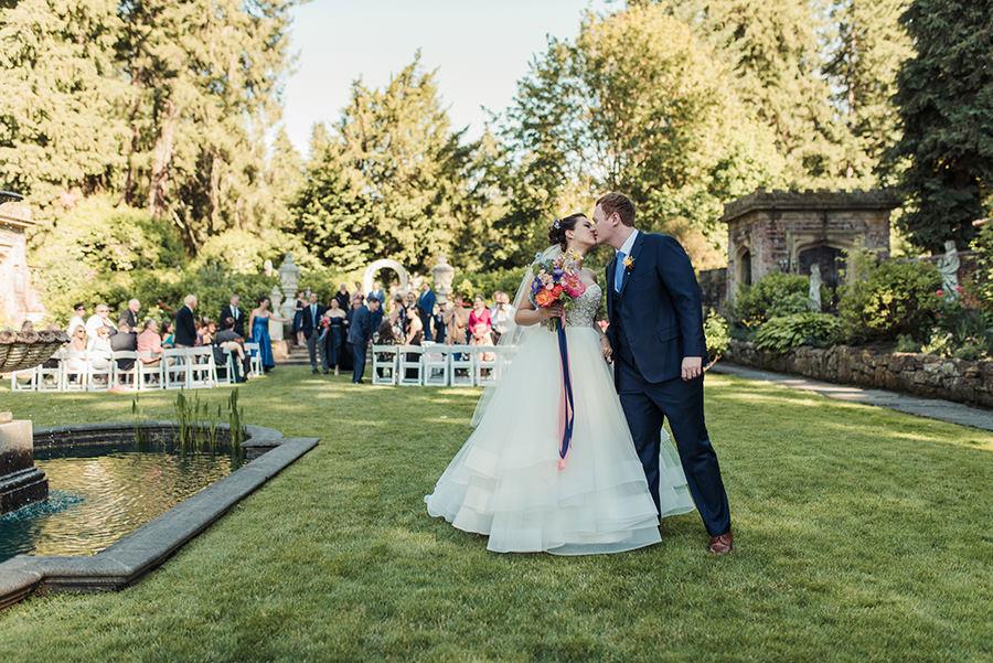 Mariage au Chateau Thornewood, Seattle 34