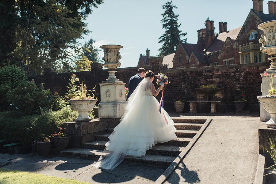 Mariage au Chateau Thornewood, Seattle 35