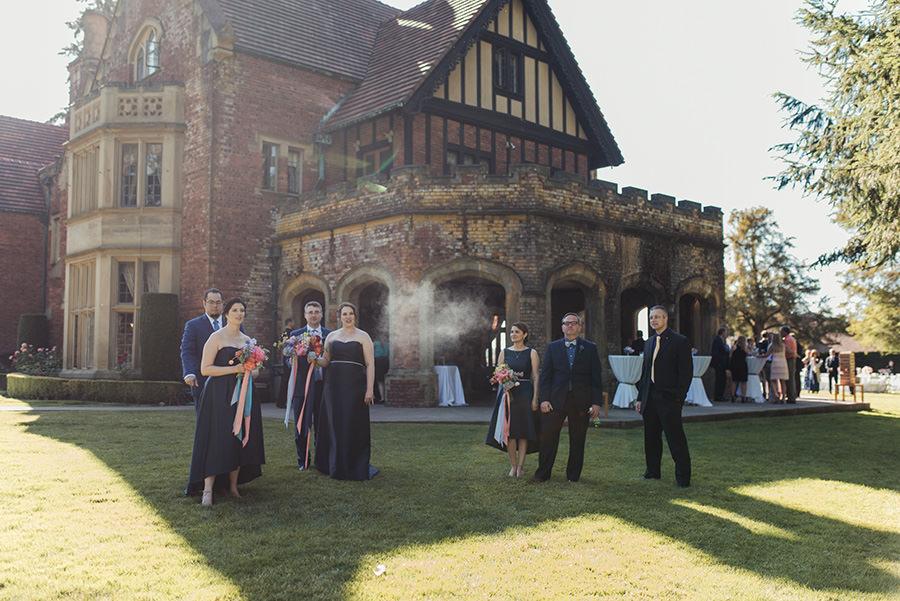 Mariage au Chateau Thornewood, Seattle 39