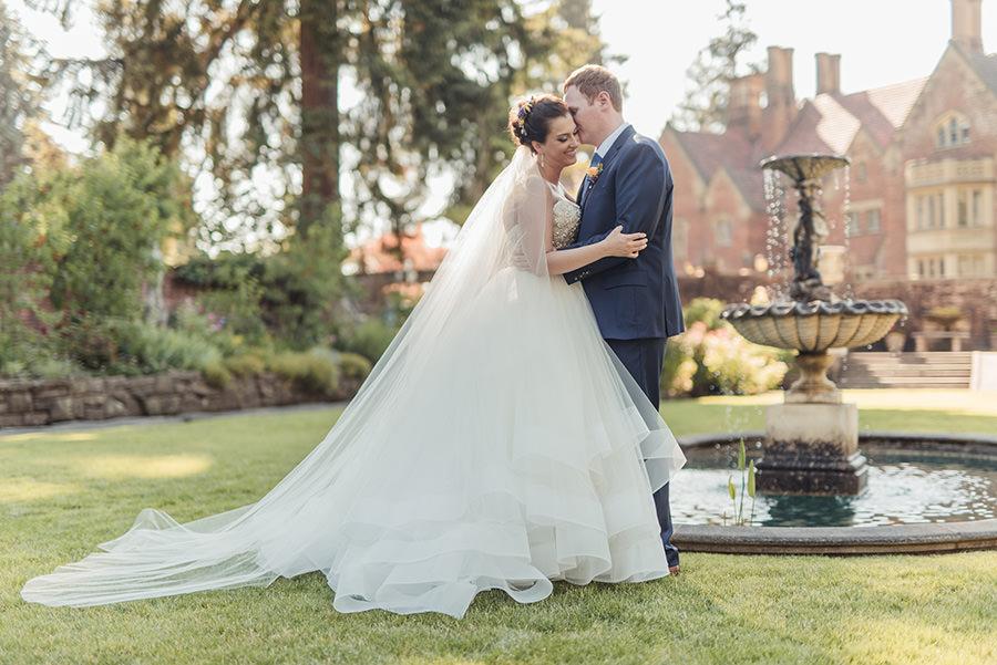 Mariage au Chateau Thornewood, Seattle 42