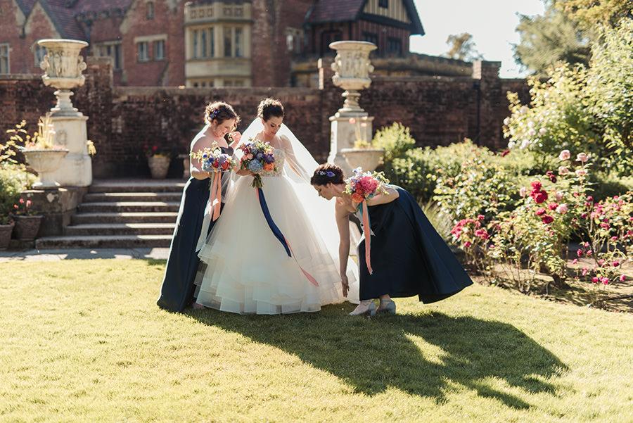 Mariage au Chateau Thornewood, Seattle 43