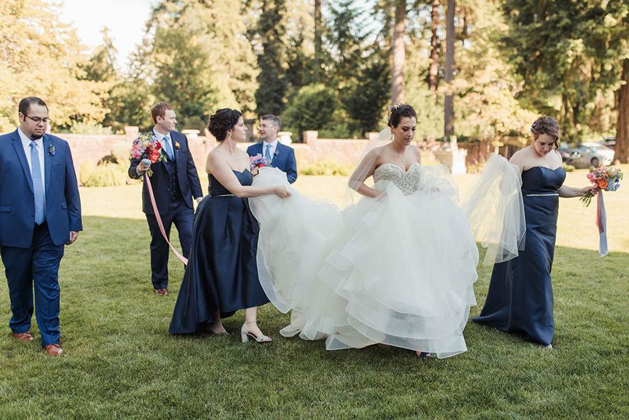 Mariage au Chateau Thornewood, Seattle 44