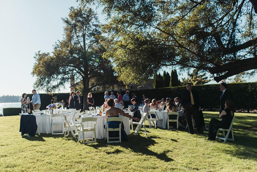 Mariage au Chateau Thornewood, Seattle 49