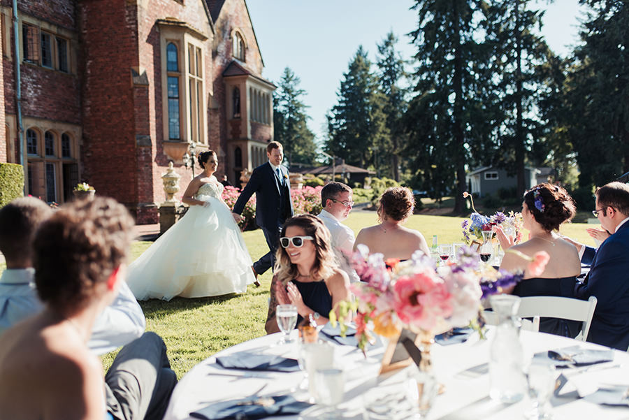 Mariage au Chateau Thornewood, Seattle 52