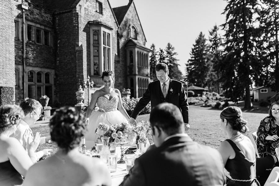 Mariage au Chateau Thornewood, Seattle 53