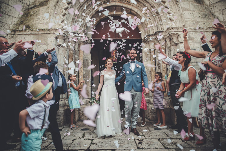 sortie de mariage dans le loiret