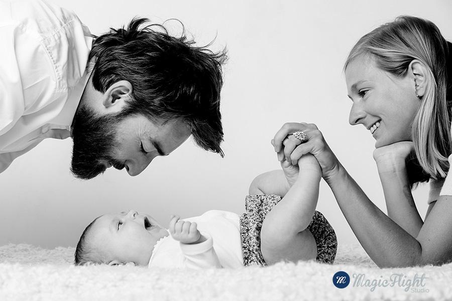Photos d'identité de bébé, le casse tête