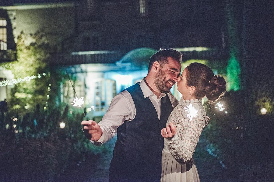 mariage nocturne à Neuville-aux-Bois