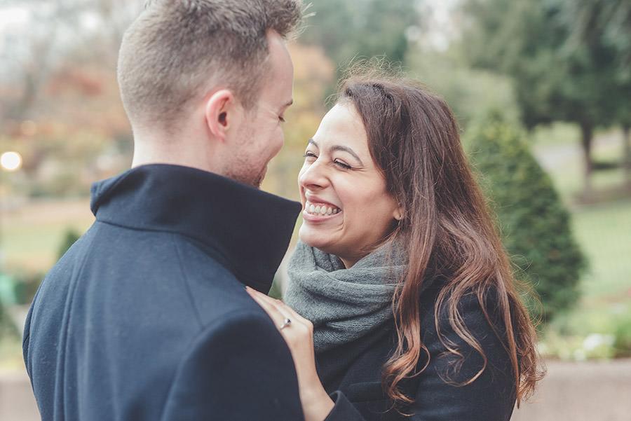 Demande en mariage à Paris 6