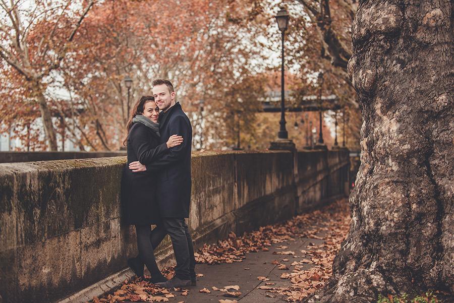 Demande en mariage à Paris 12