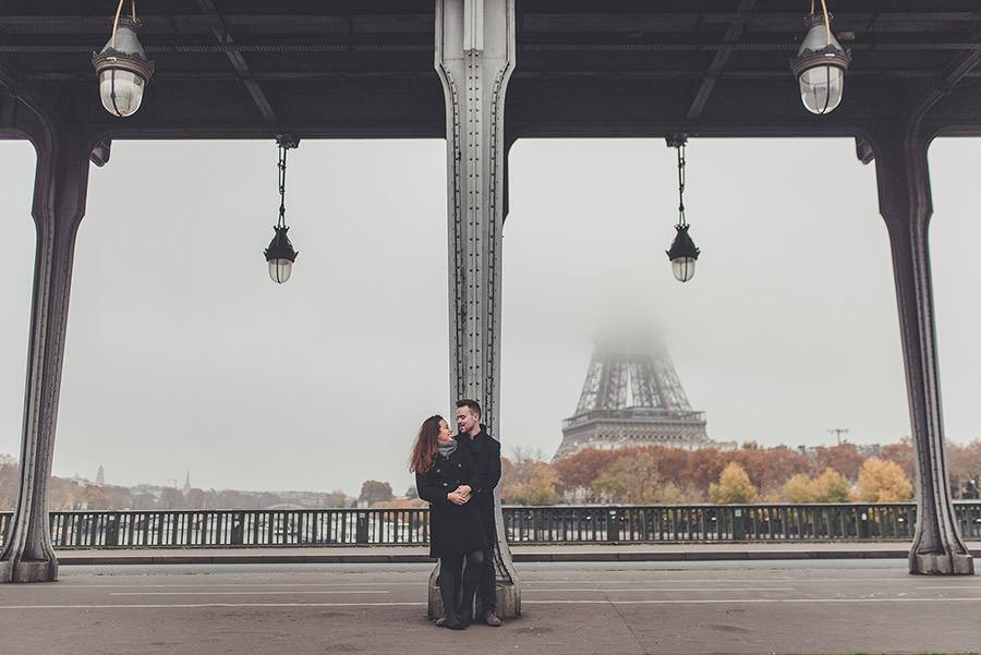 Demande en mariage à Paris 13
