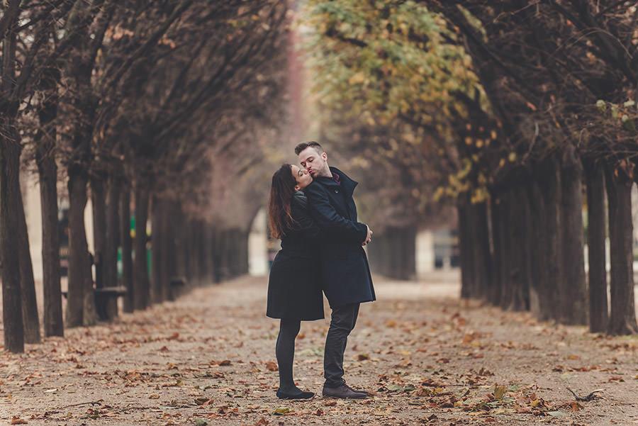 Demande en mariage à Paris 19