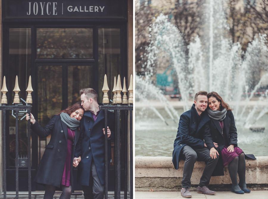 Demande en mariage à Paris 23