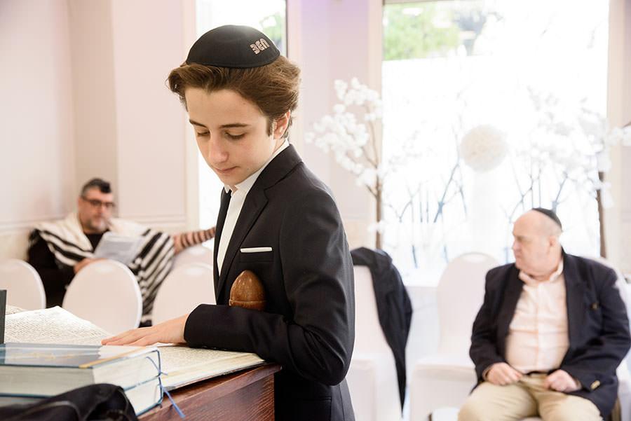 Une Bar Mitzvah à Paris 1