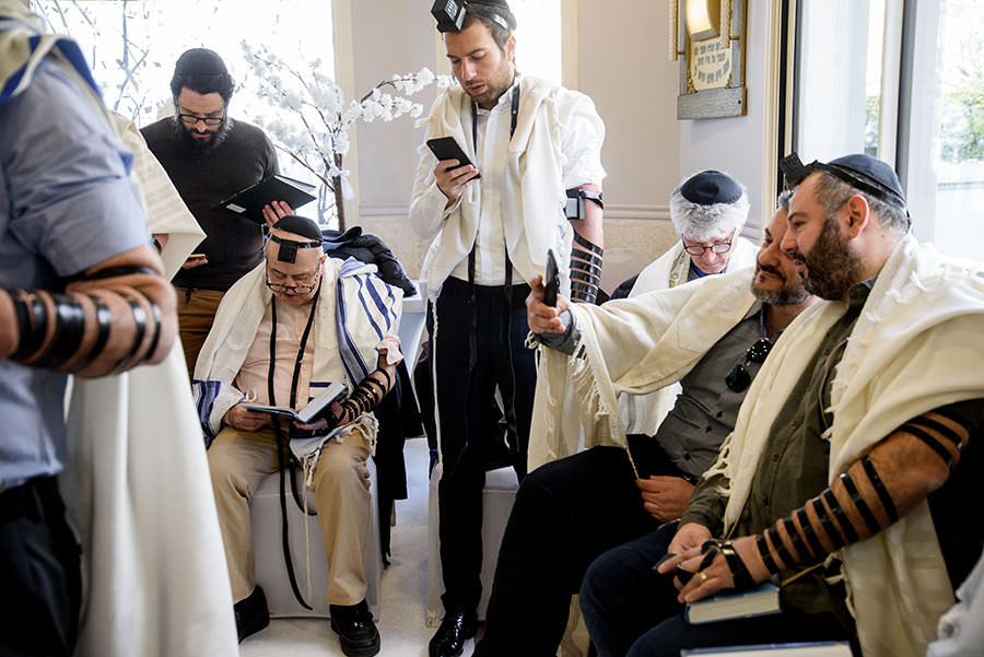 Une Bar Mitzvah à Paris 8