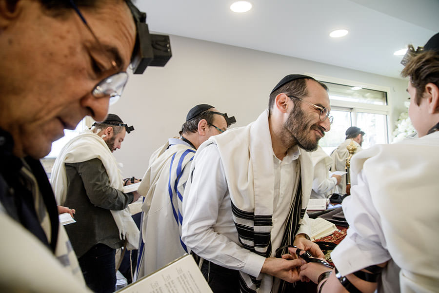 Une Bar Mitzvah à Paris 14