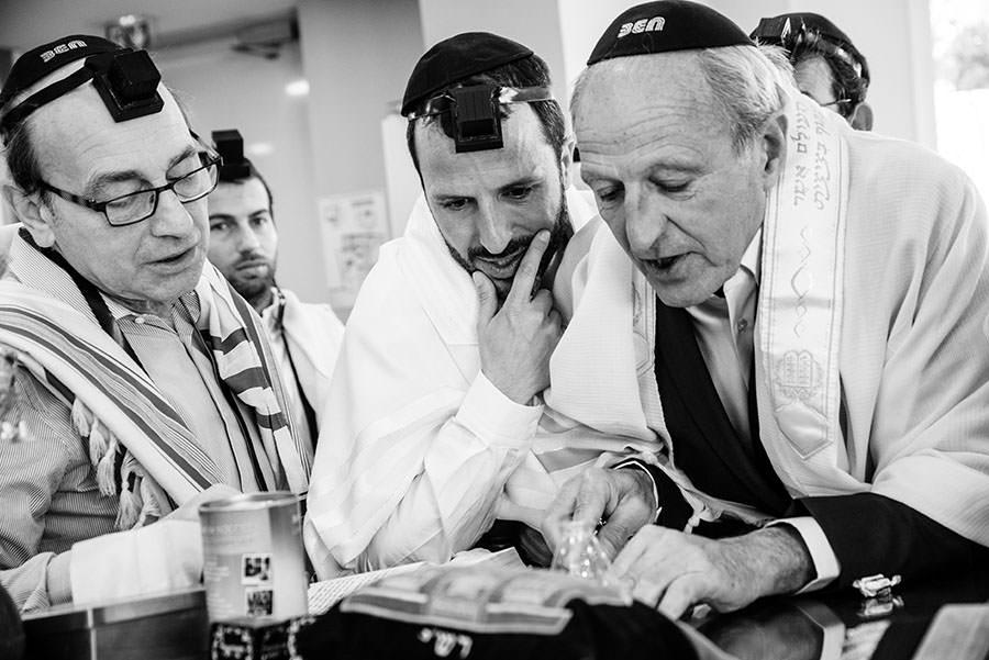 Une Bar Mitzvah à Paris 24