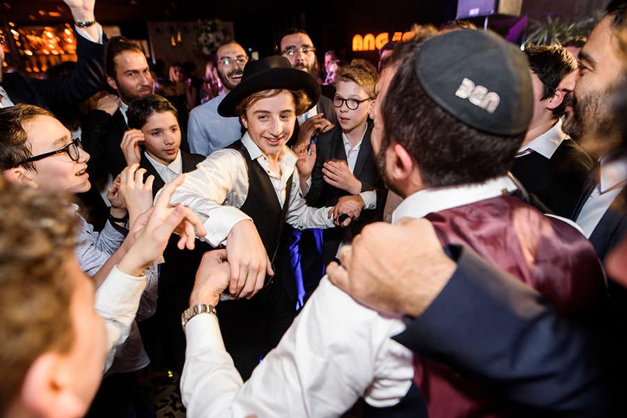 Une Bar Mitzvah à Paris 46
