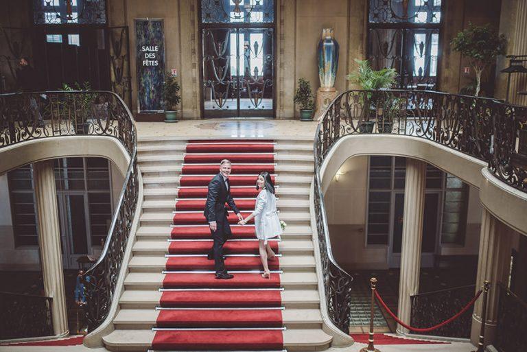 mariage à la mairie à {ville}