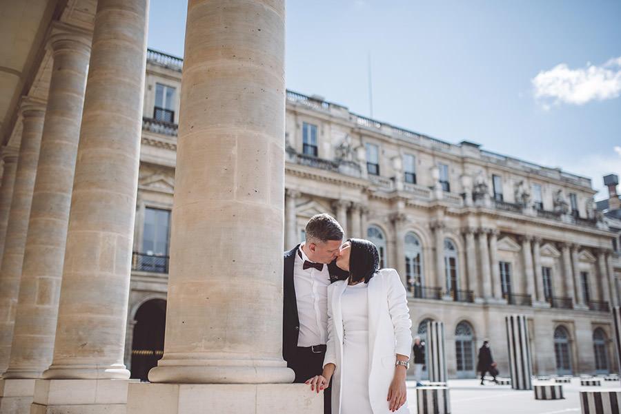 les colonnes de Buren Palais royal