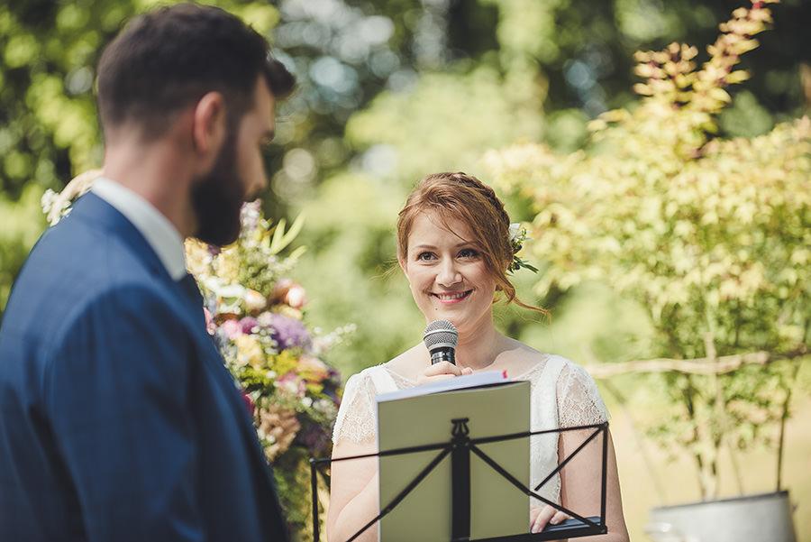 les voeux des mariés