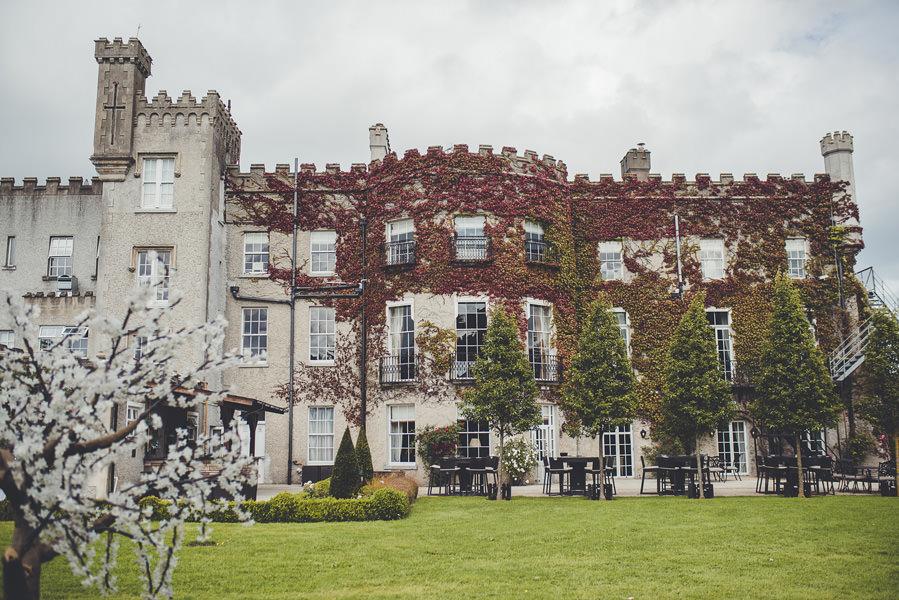 Mariage au Château de Bellingham 1