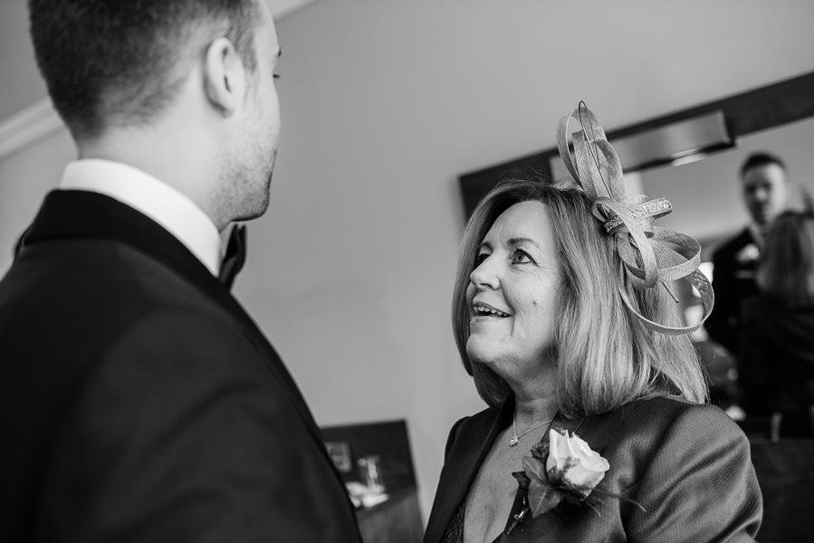 Mariage au Château de Bellingham 18