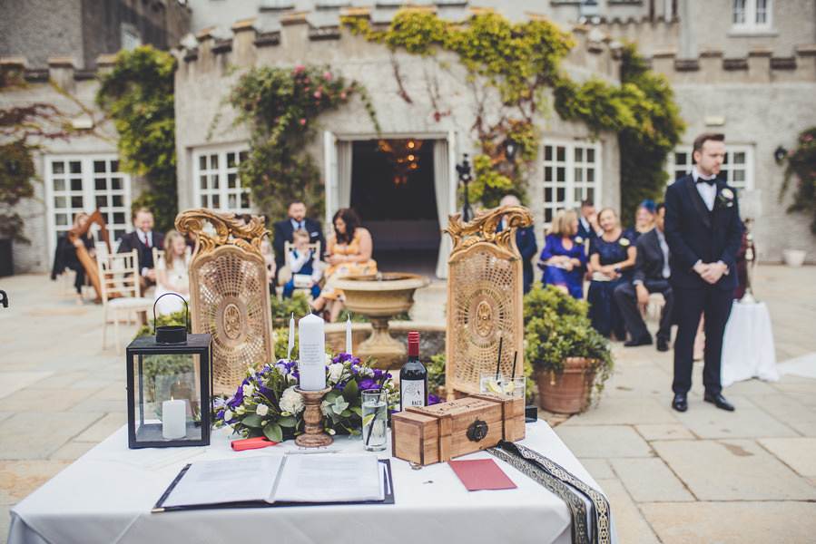 Mariage au Château de Bellingham 20