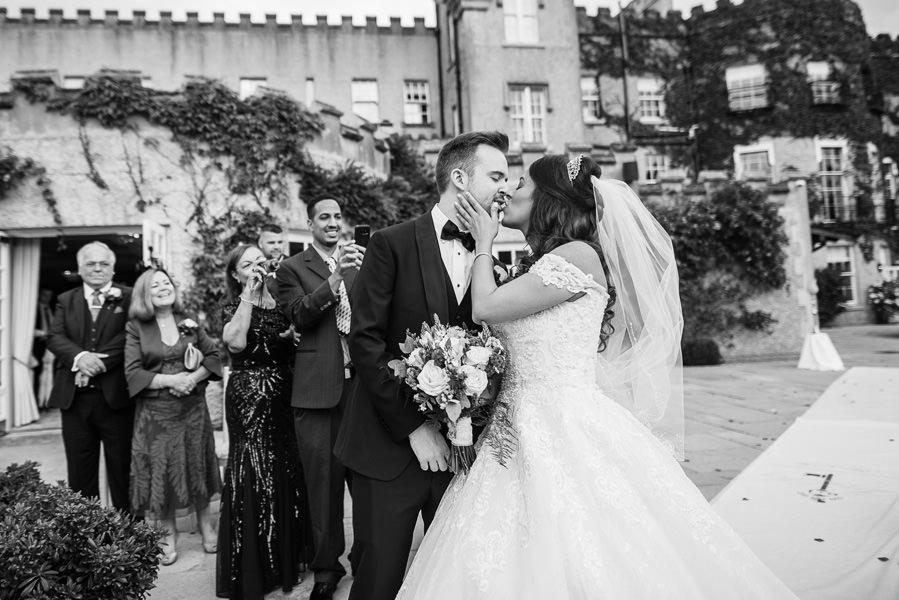 Mariage au Château de Bellingham 21