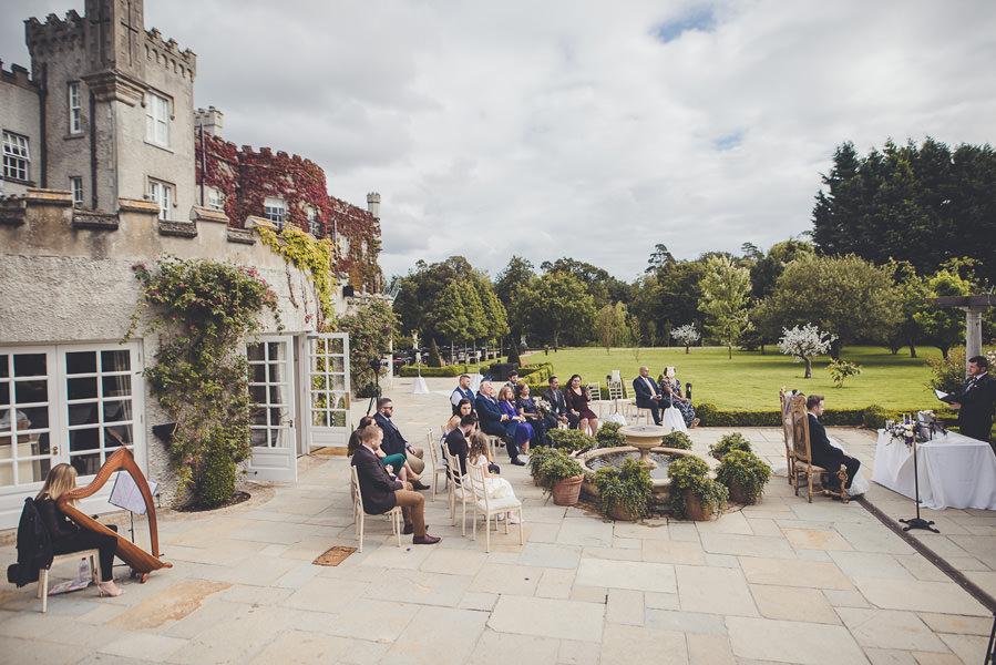 Mariage au Château de Bellingham