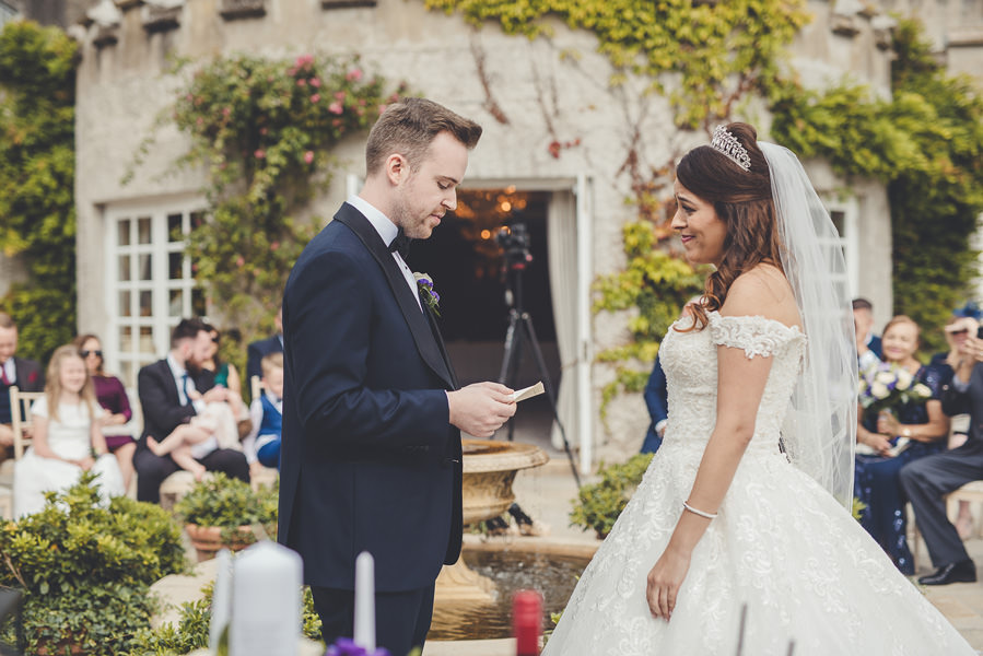 Mariage au Château de Bellingham 23