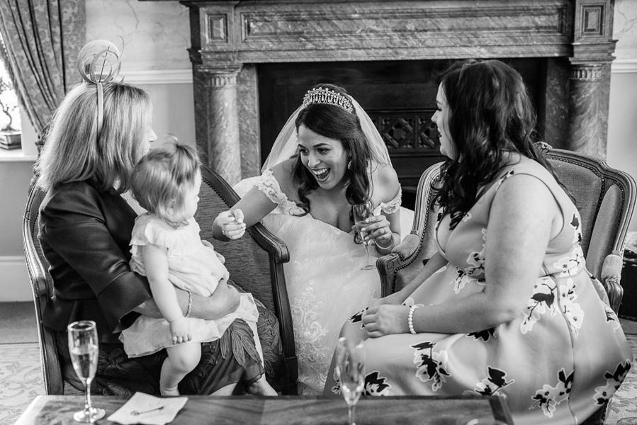 Mariage au Château de Bellingham 31