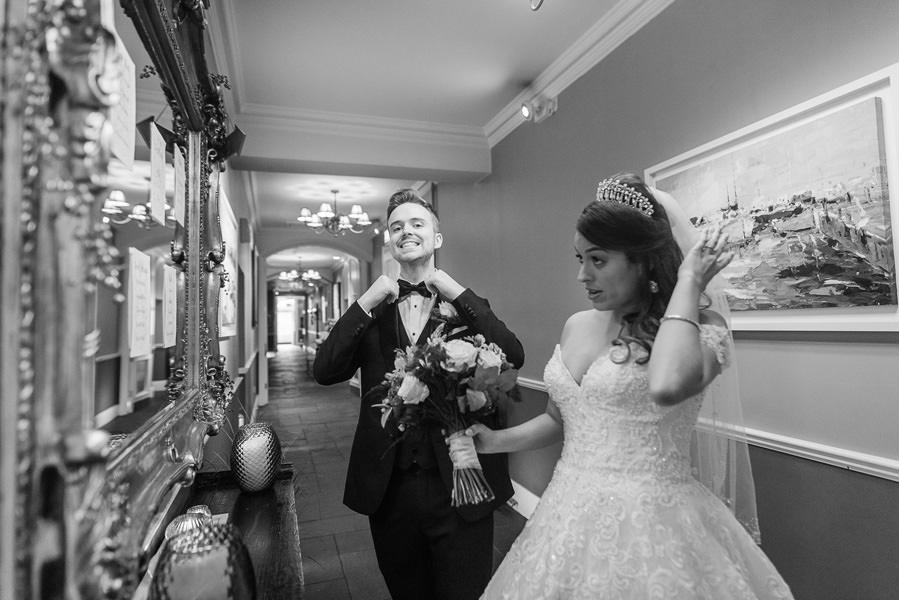 Mariage au Château de Bellingham 33