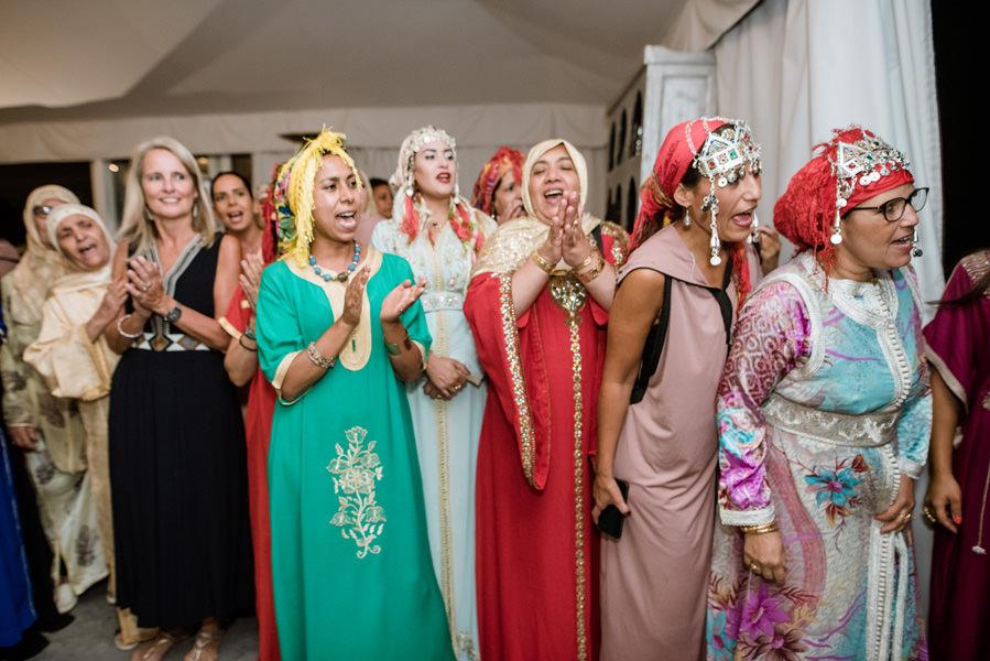 Mariage au Maroc, acte I 7