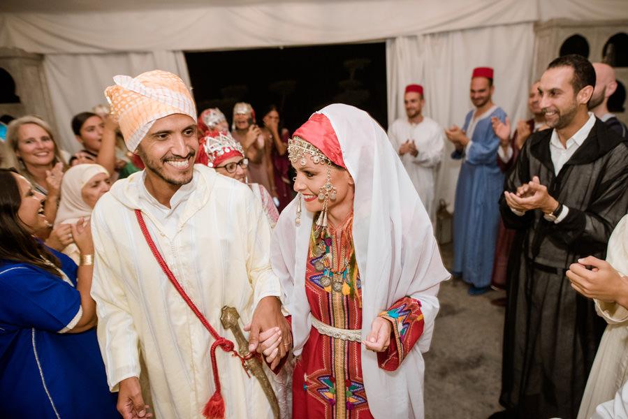 Mariage au Maroc, acte I 8
