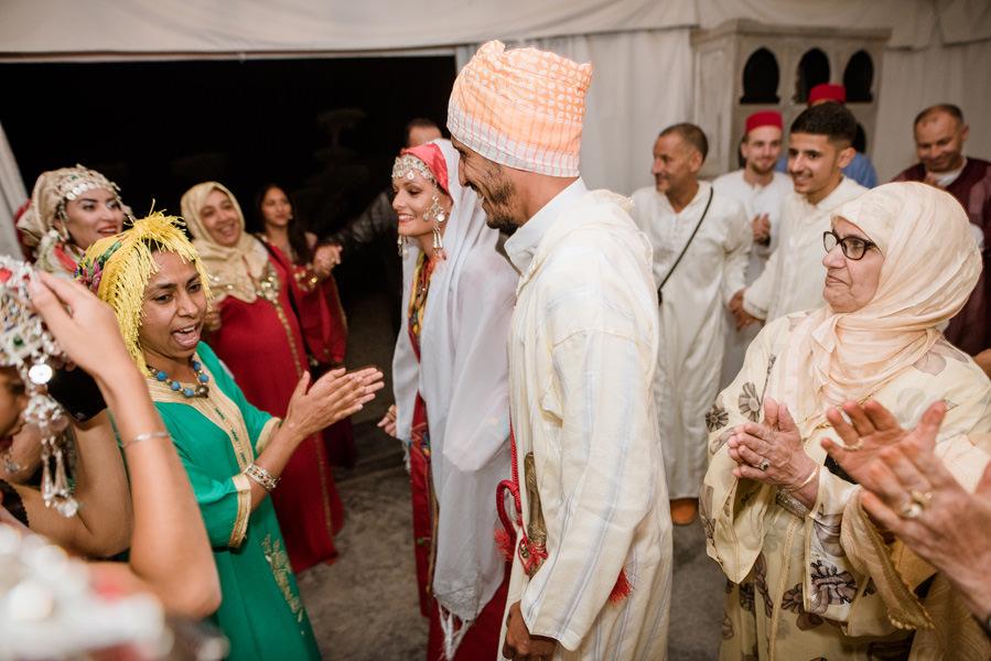 Mariage au Maroc, acte I 9