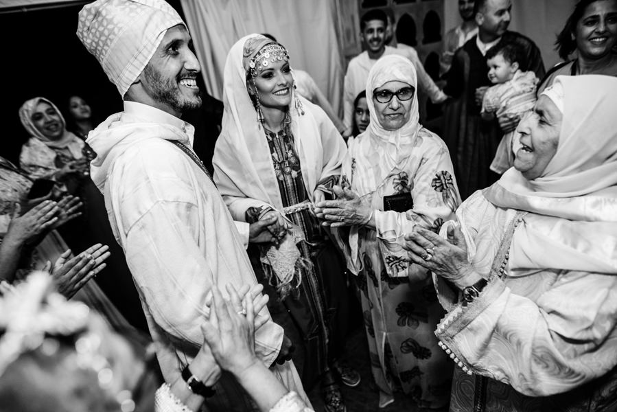 Mariage au Maroc, acte I 10