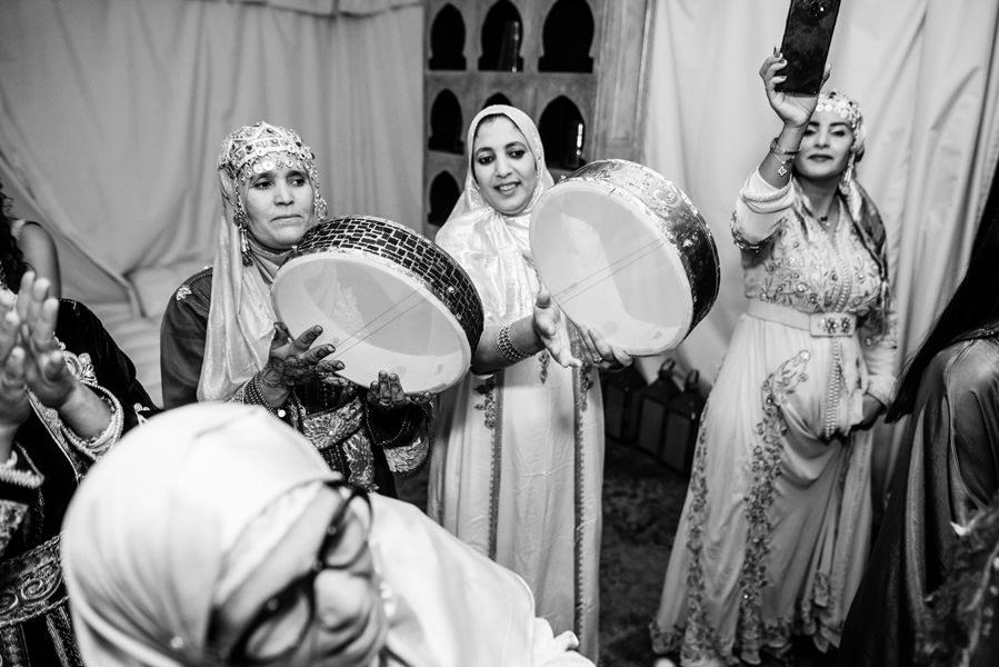 Mariage au Maroc, acte I 11