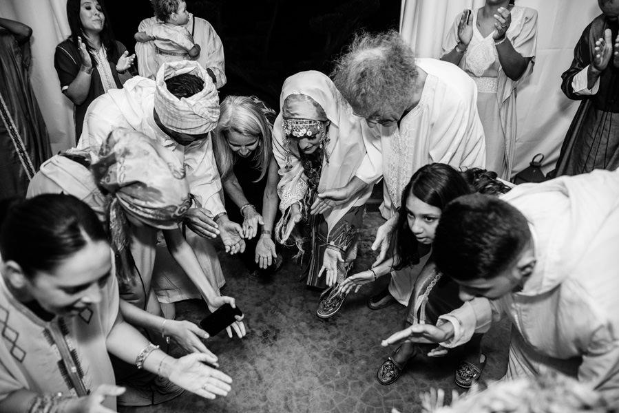 Mariage au Maroc, acte I 14