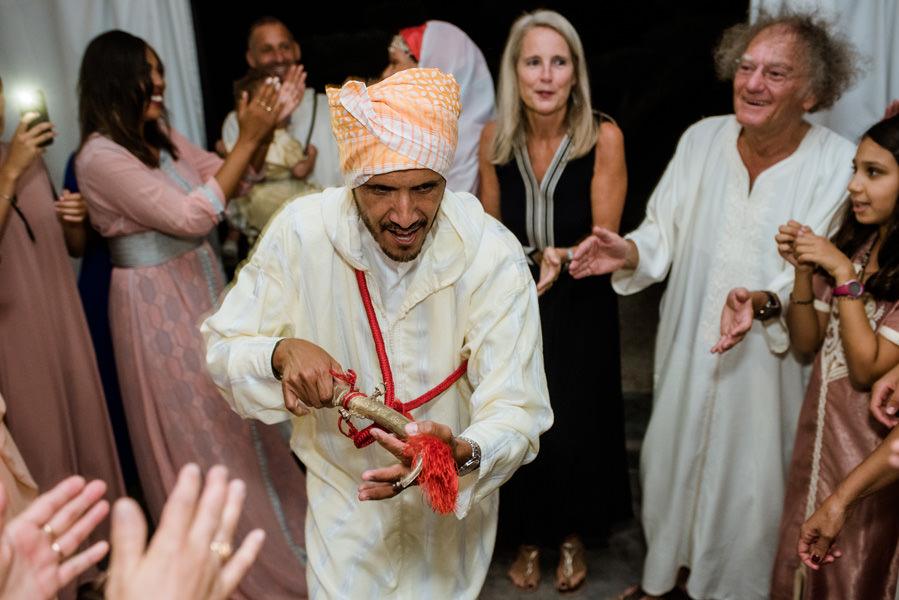 Mariage au Maroc, acte I 15
