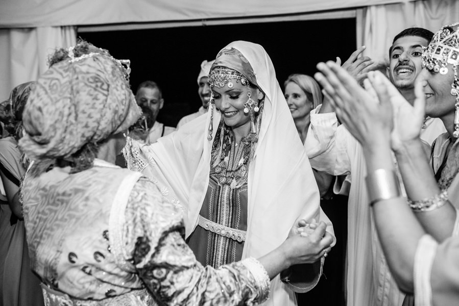 Mariage au Maroc, acte I 16