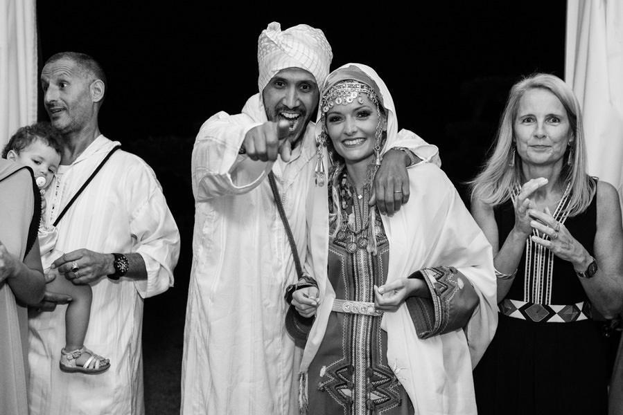Mariage au Maroc, acte I 17