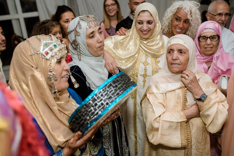 Mariage au Maroc, acte I 19