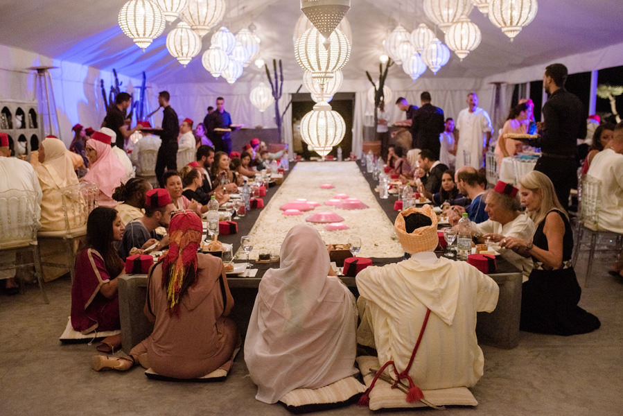 Mariage au Maroc, acte I 20
