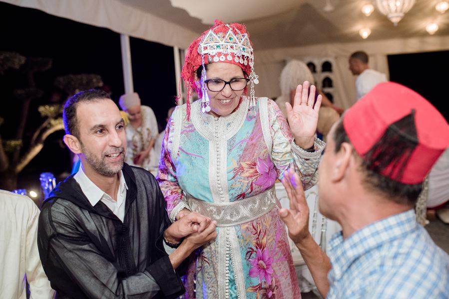 Mariage au Maroc, acte I 22