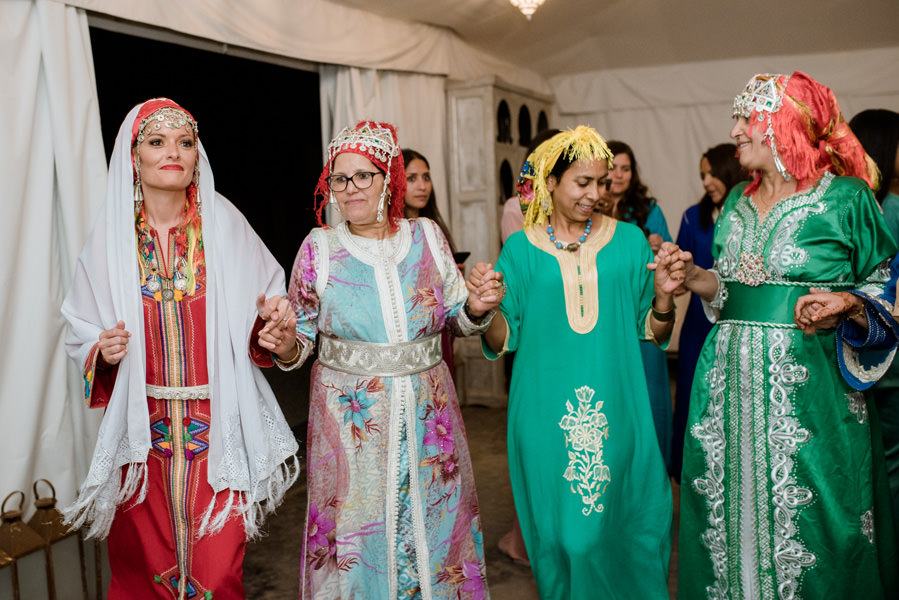 Mariage au Maroc, acte I 24